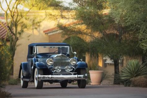 @1933 Packard Twelve Coupe Roadster - 7