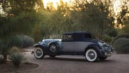 @1933 Packard Twelve Coupe Roadster - 8