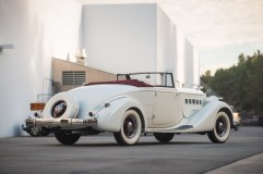 @1936 Packard Super Eight Coupe Roadster - 6