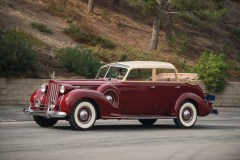 @1939 Packard Twelve Touring Cabriolet by Brunn - 13
