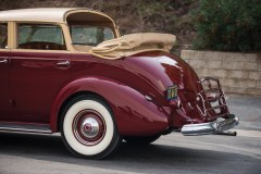 @1939 Packard Twelve Touring Cabriolet by Brunn - 14
