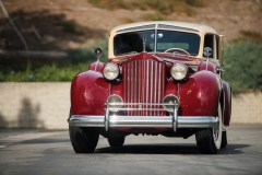 @1939 Packard Twelve Touring Cabriolet by Brunn - 2