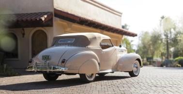 @1941 Packard Custom Super Eight One Eighty Convertible Victoria by Darrin - 4