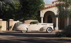 @1941 Packard Custom Super Eight One Eighty Convertible Victoria by Darrin - 5