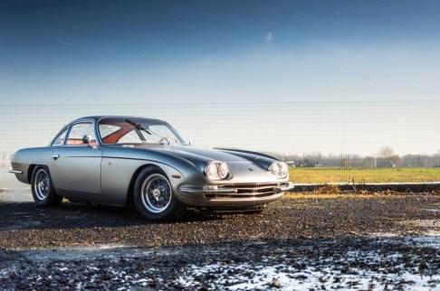 @Lamborghini 400GT 2+2 - 1036 - 1