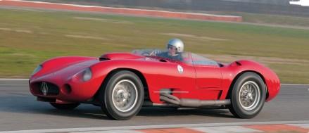 @1956 Maserati 450S Prototype Fantuzzi - 2