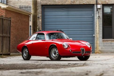 @1962 Alfa Romeo Giulietta SZ 'Coda Tronca' - 5