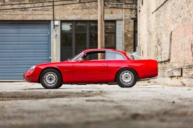 @1962 Alfa Romeo Giulietta SZ 'Coda Tronca' - 9