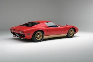 @1971 Lamborghini Miura SV-4884 - 25