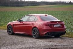 @Alfa Romeo Giulia QV Test - 31