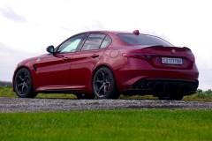 @Alfa Romeo Giulia QV Test - 32