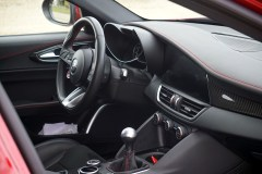 @Alfa Romeo Giulia QV Test - 9
