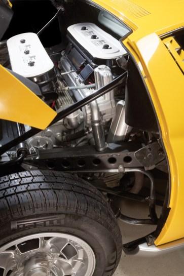 @Lamborghini Miura P400S 4827 - 19