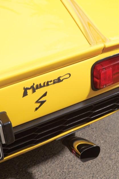 @Lamborghini Miura P400S 4827 - 23