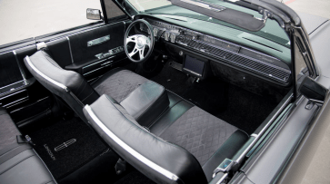 1964 LINCOLN CONTINENTAL CONVERTIBLE 5