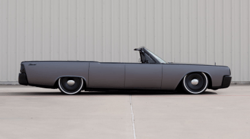 1964 LINCOLN CONTINENTAL CONVERTIBLE 8