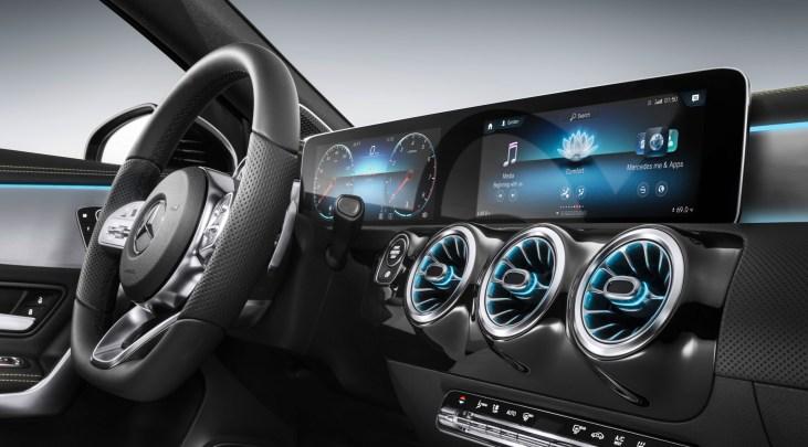 Mercedes-Benz A-Klasse (W177) 2018