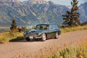 @1966 Aston Martin DB6 Mk I Shooting Brake by Radford - 1