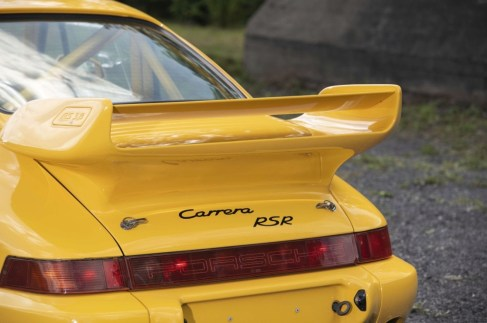 @1993 Porsche 964 RSR 3.8L - 27