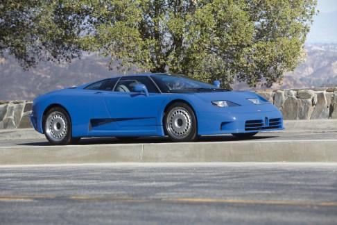 @Bugatti EB110-39023 - 2