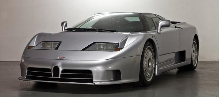 @Bugatti EB110-39052 - 3
