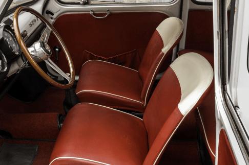 1963 Fiat Abarth 850 TC 6