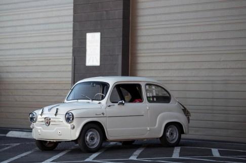 @1959 FIAT-ABARTH BERLINA 750 DERIVAZIONE - 1