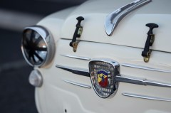 @1959 FIAT-ABARTH BERLINA 750 DERIVAZIONE - 7
