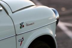 @1959 FIAT-ABARTH BERLINA 750 DERIVAZIONE - 8