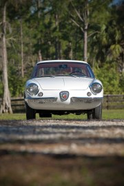 @1960 Abarth 850 Allemano Coupe - 8