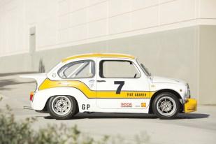 @1967 Fiat-Abarth 1000TC Berlina Corsa - 5