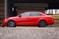 @Test Skoda Octavia RS 245 - 1