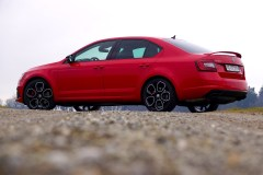 @Test Skoda Octavia RS 245 - 5