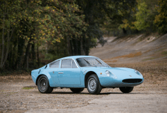 1965 ABARTH SIMCA 'LONG-NOSE WORLD CHAMPION' COUPE 9