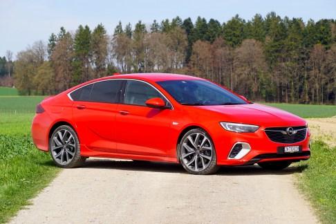 @Opel Insignia GSi - 30