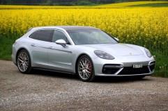 @Porsche Panamera Sport Turismo Test - 14