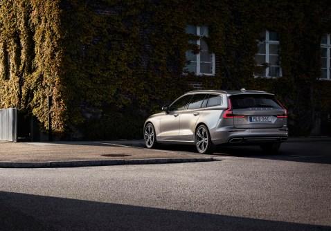 @Volvo V60 - 1