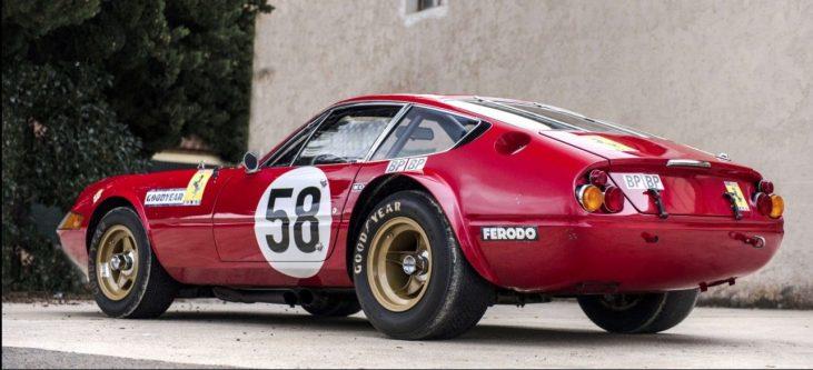 @1969 Ferrari 365 GTB-4 Daytona Competizione Groupe 4 - 3