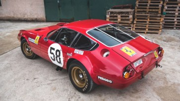 @1969 Ferrari 365 GTB-4 Daytona Competizione Groupe 4 - 4