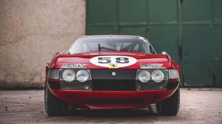 @1969 Ferrari 365 GTB-4 Daytona Competizione Groupe 4 - 6