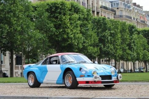 @1977 Alpine Renault A110 Gr IV BIS 1800 VB Compétition Client - 1