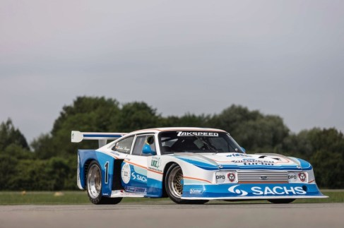 @1979 Ford Zakspeed Capri Turbo Groupe 5 - 1