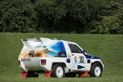 @1989 Mitsubishi Pajero L040 Paris-Dakar - 3