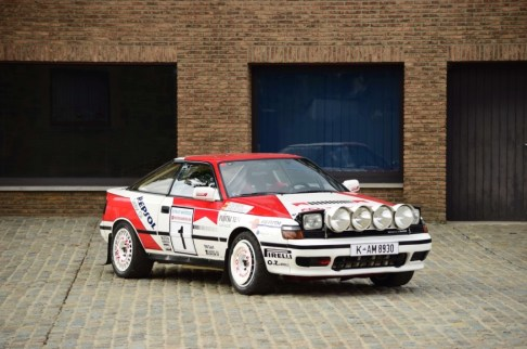 @1991 Toyota Celica ST 165 TC 4-55 - 1