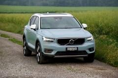 @Test Volvo XC40 - 12