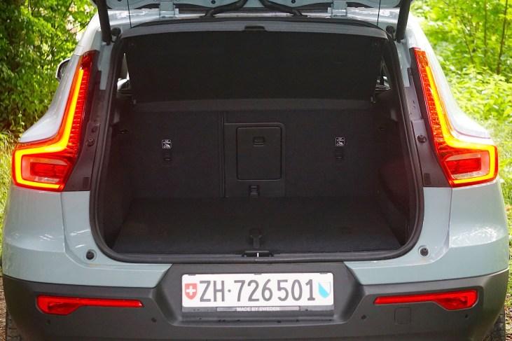@Test Volvo XC40 - 23