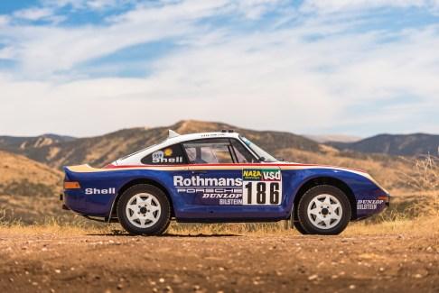 @1985 Porsche 959 Paris-Dakar - 1