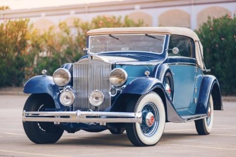 @1933 Packard Eight Cabriolet-2013 - 23