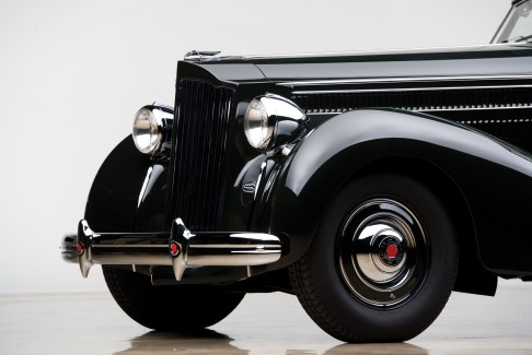@1938 Packard Eight Cabriolet by Graber - 15