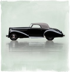 @1938 Packard Eight Cabriolet by Graber - 22
